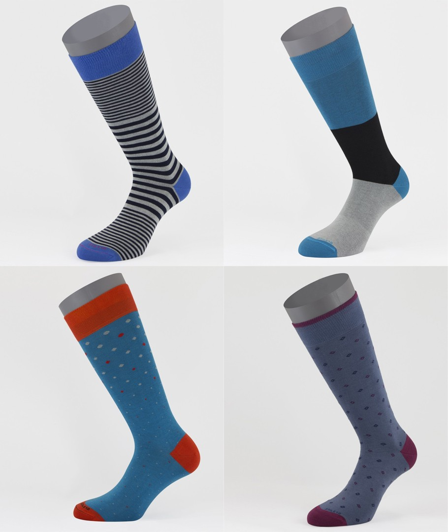 Pacco idea regalo calze divertenti per uomo for Idea per regalo